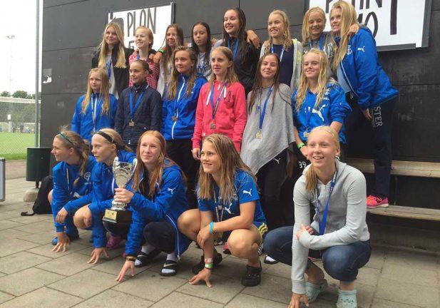 IFK trea bland 52 lag