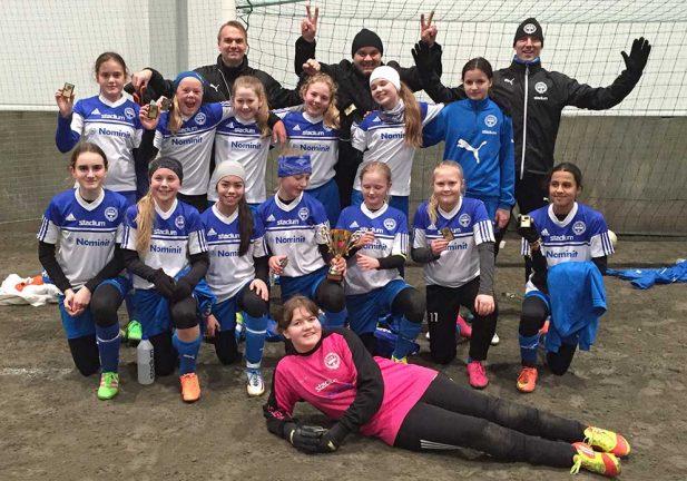 IFK:S 13-åringar vann 14-årscup