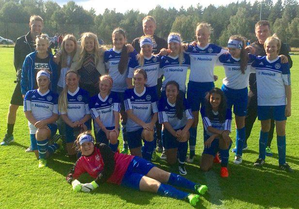 IFK F03 vann serien