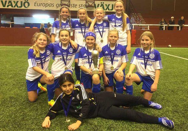 IFK F05 vann cup i Växjö