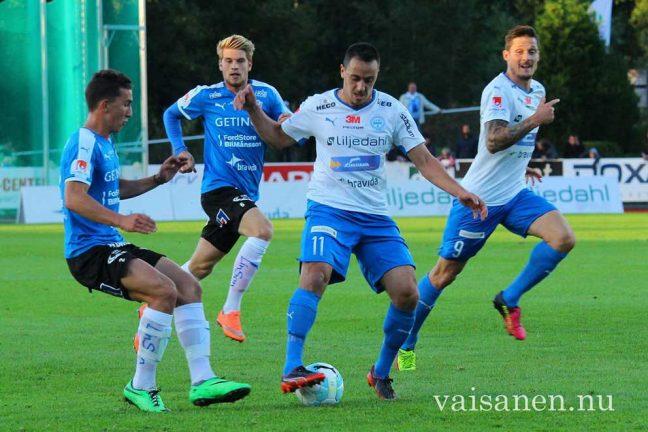 Direkt, IFK–Trelleborg, slut: 1–2