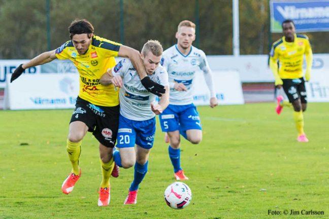 IFK Värnamo åtta enligt Unibet