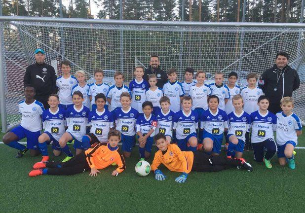 IFK P05 vann sin serie