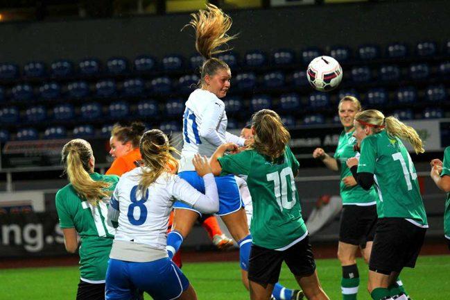 IFK vann derbyt mot Hillerstorp