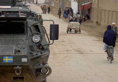 Styrka till Afghanistan