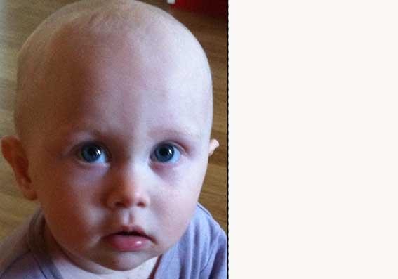 Izabell Antonsson 1 år