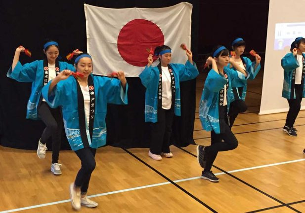 Ungdomskultur – tema för sjunde japanutbytet på Fenix