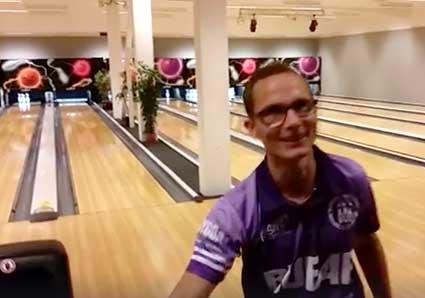 932 av Jimmy Andersson i jämn bowlinghelg