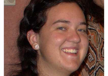 Johanna Sandberg 22 år