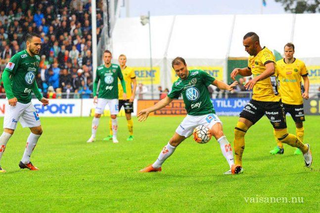 J-Södra vann över Elfsborg
