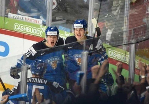 Finland vann J20-VM