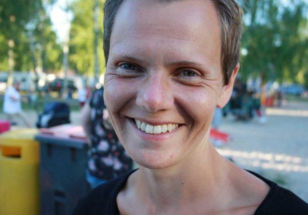 Karin Pettersson 33 år