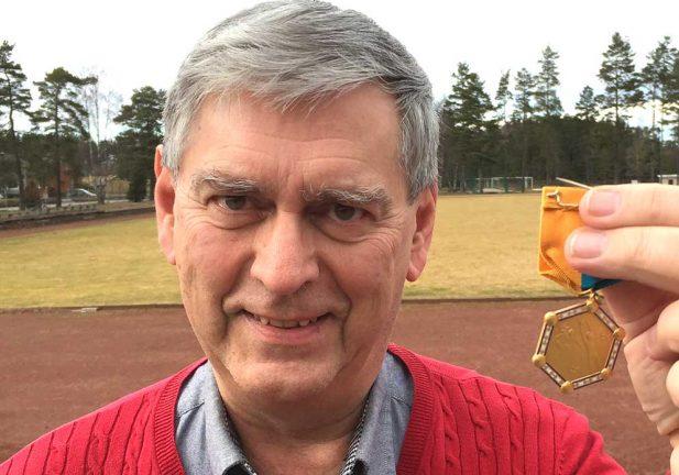 Kjell får RF-guld