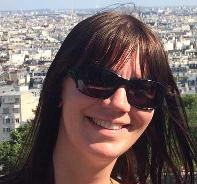 Linda Johansson 40 år
