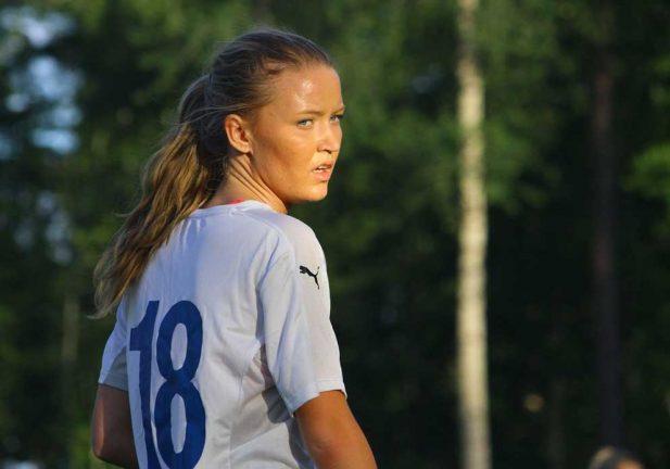 16:e raka för IFK-damerna