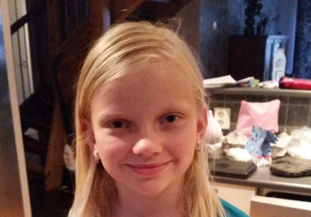 Matilda Roos 12 år