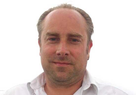 Mattias Ivarsson 40 år