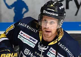 Tedenby lämnar HV71