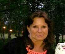 Mia Classon 50 år