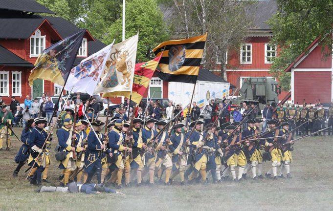 TV: Militärhistoria lördag