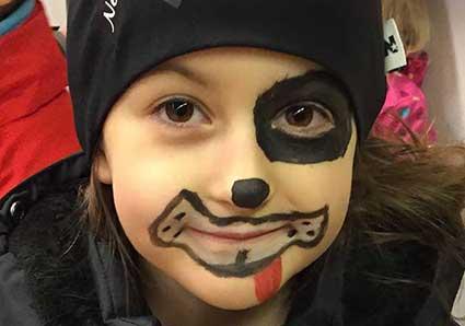 Nellie Schoeneck 8 år