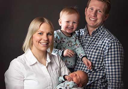 Nyfödd – Vilton