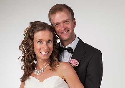 Nygifta – Caroline och Marcus