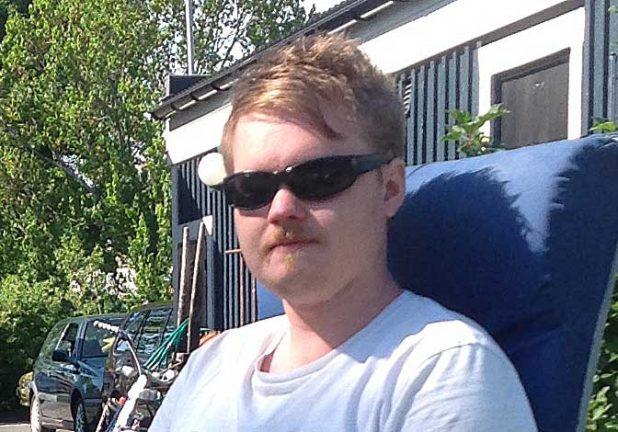 Oskar Nilsson 24 år