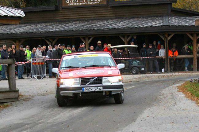 Mats kommenterar rallyfinalen