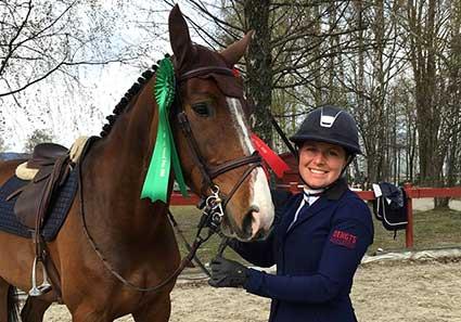 Värnamoryttare till Falsterbo Horse Show
