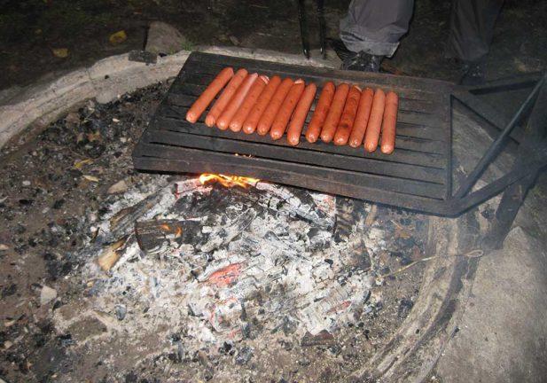 Fortsatt grillförbud