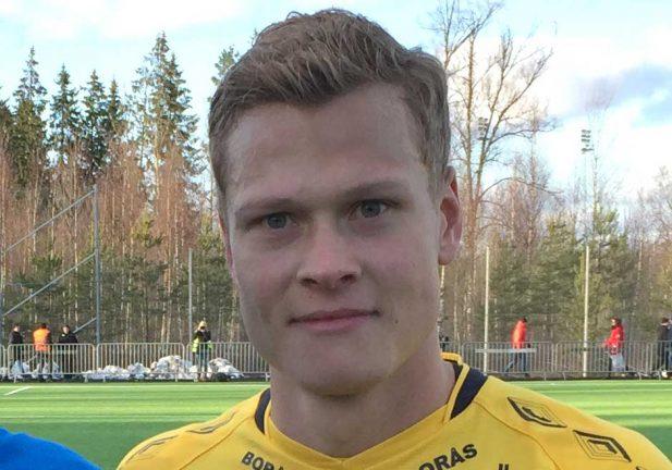 Viktor i landslaget
