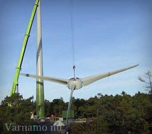 Vindkraftsbolag överklagar Länsstyrelsens beslut