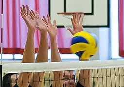 Ny seger för Värnamo Volley