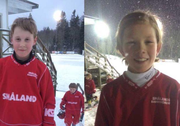 Fem WIK-spelare i Smålandslaget