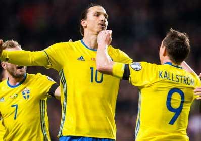 Sverige klart för EM-slutspelet