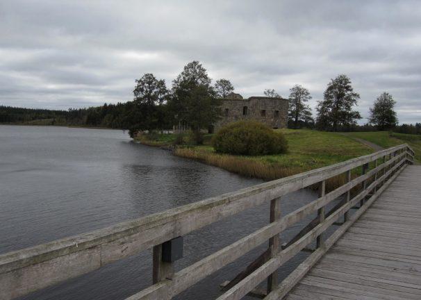 Stureruinen eller Eksjöhovgård