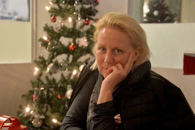 Pernilla från Bredaryd har toppjobb hos FN i Bagdad