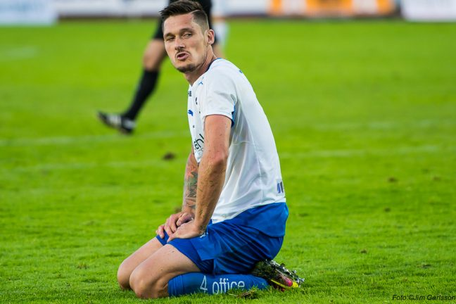 Syrianska–IFK: 1–0 (slut)