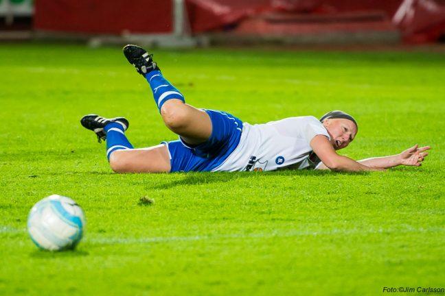 IFK-dam blev mållöst – och utan poäng