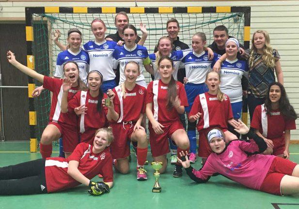 IFK vann Adventscupen