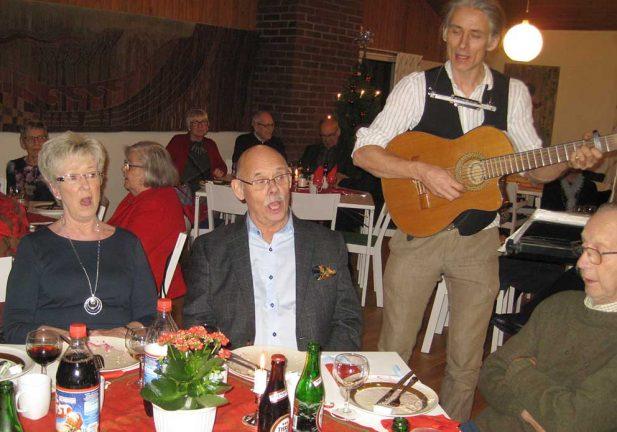 Sång och musik hos SPF