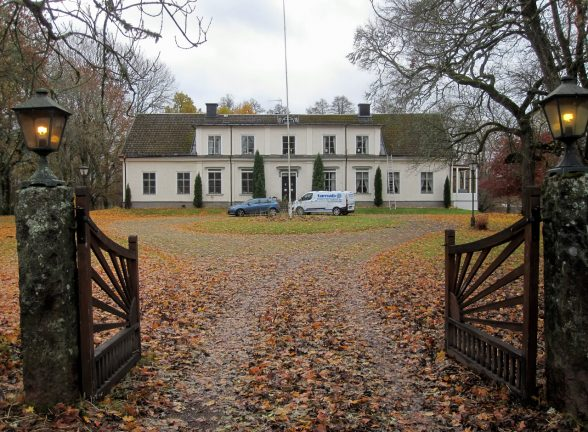 Järnets lokala historia, del 9 – Eckersholm