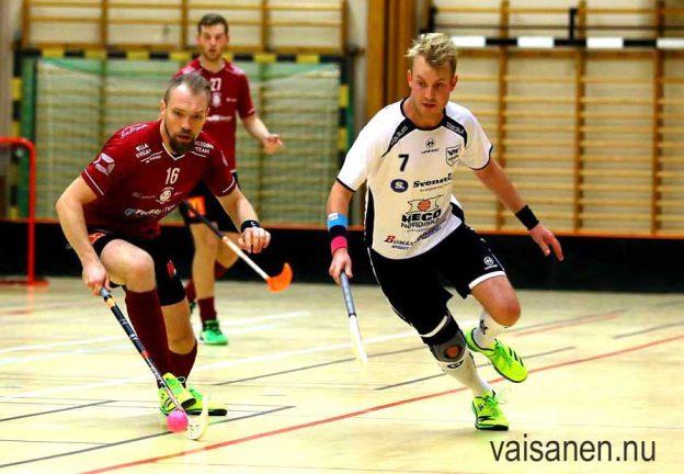 4–8 blev 8–8 för Värnamo IK