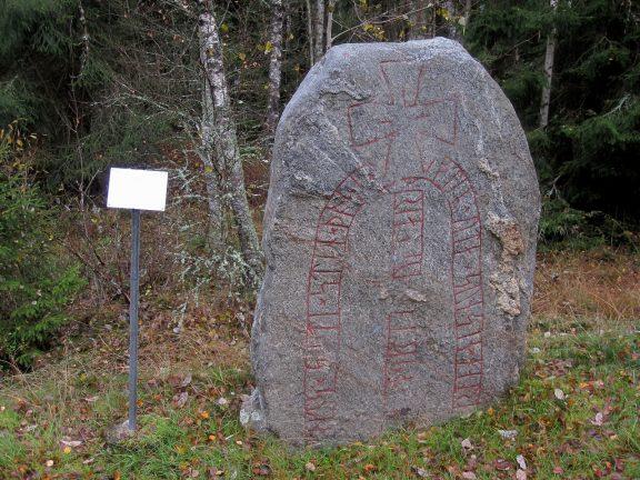 Tusenåriga stenar med tusenåriga tecken, del 3