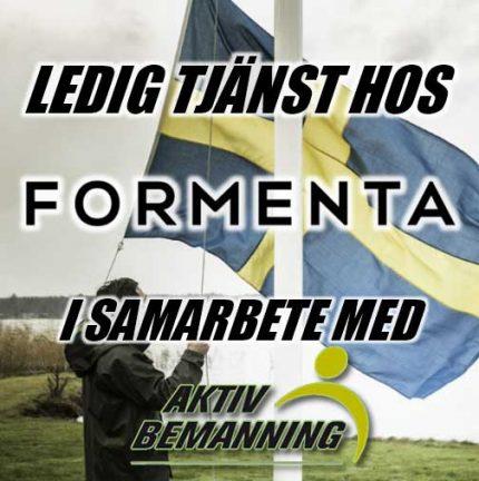 Medarbetare till Formenta