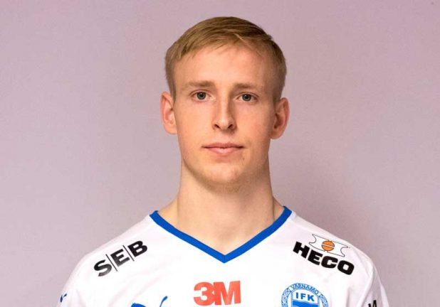 IFK-spelare bröt handleden