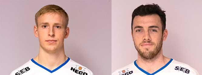 Två nya till IFK