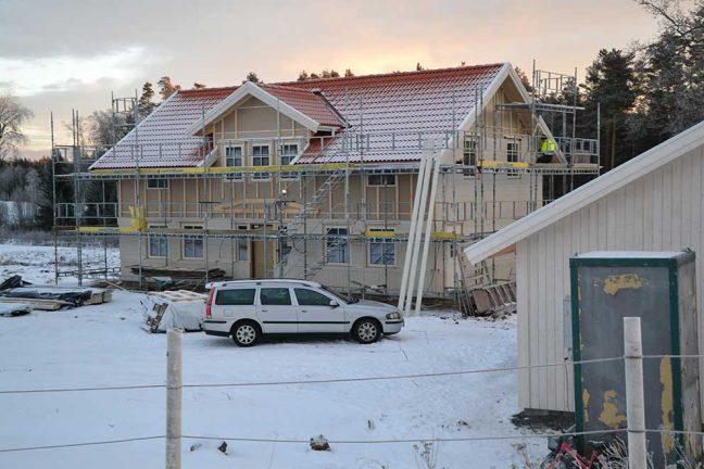 Ovanligt att målet för bostadsproduktionen nås