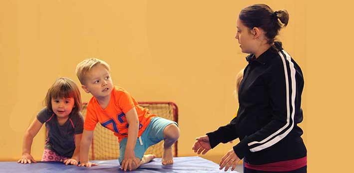 TV: Start för barngympan